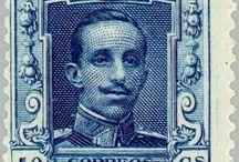Sellos Españoles 1870-1931