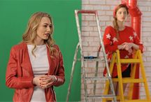 Commercial : Kotex Europe / Behind the Scenes