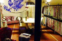 Stof / Stof apre primo Show Room Italiano a Bergamo.
