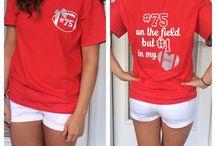 Girlfriend shirts
