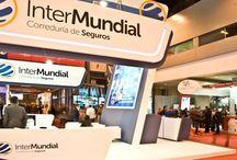 Fitur 2015 / Stands de COOC Alternativa de Diseño para la Feria Internacional de Turismo celebrada en Madrid en 2015.