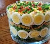 Salad / by Susan Lamkin