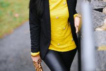 Rhinestones-&-leather / Happy Tuesday Everyone.  After a warm weekend we are back to the cold and rainy days so I decided to bring some sun shine to my day with a bright yellow rhinestone sweater. It's casual enough for a weekend lunch and glam enough for a dinner date. It's a bit loose and I am actually a big fan of warm loose sweaters so it was perfect form me. http://zunera-serena.com/rhinestones/