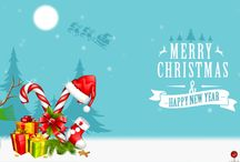 Merry Christmas / Merry Christmas by ClapCreative Team
