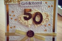 Getrouwd / Married cards
