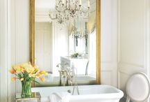 Bathrooms / by Priscilla @ Audrey & Abby Interiors