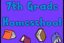 Homeschool: 7th Grade / by Lilliput Station