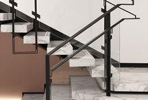 spaces - stairways
