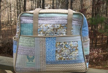 Bags and Totes I've Made / by Hip to be a Square Quilting