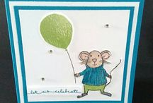 Stampin Up - Merry Mice