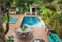 maisons avec piscines