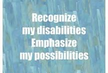 Disability Inspirational Quotes
