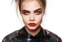 cara delevingne / model