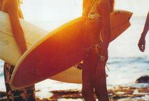 Surf#Water'Ocean  / surfen