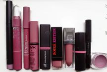 Favorites, empties & collection / beauty favorites and my collection