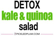 It's a DETOX life for us
