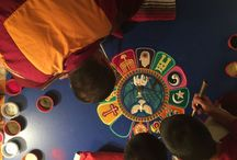 Tibetan Monks Sacred Art Tour
