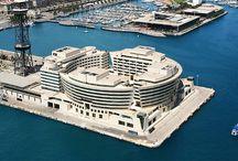 IBTMWORLD 2015 - World Trade Center Barcelona y  el mar / Como ya sabrás Barcelona dispone de una zona de puerto marítimo impresionante y justamente el WTC Barcelona se encuentra en esta maravillosa ubicación, y los días 17,18, y 19 de noviembre también en la fantástica Feria Internacional IBTM que sirve como punto de encuentro para los responsables del sector de incentivos, eventos y reuniones.
