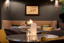 Brasserie Blanc Threadneedle Street / Our first City Brasserie, Threadneedle Street is a firm favourite in the area, with a bustling bar, friendly professional service, great French food, and an open kitchen adding a little theatre.
