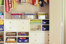Organization: Closet and Drawers / by Tabitha