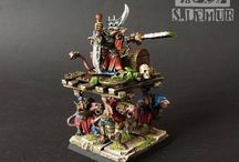 Warhammer FB - Skaven / Warhammer Fantasy Battles | Skaven | Collection of miniatures painted by modellers from all over the world.