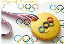 olympic rings / by Sarah Meyer