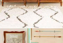 Andrea's Nursery / Ideas and inspiration for baby!