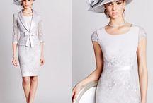 Robe maman de la mariée