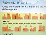 *Judges--Bible Journaling by Book / Bible Journaling examples from the book of Judges