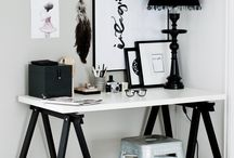 My Fashion Studio/Atelier... / My definition of the perfect place to get inspired & create.... <3