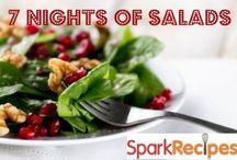 Salads / by Brandi Holady