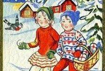 Christmas Elsewhere / Christmas around the world / by Charles Rosenburg