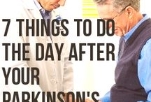Parkinson's Rehabilitation / Mary Free Bed Rehabilitation Hospital can help you after you have been diagnose with Parkinson's. We are here to help restore your hope and freedom.  / by Mary Free Bed Rehabilitation Hospital