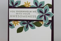 Stampin' Up! - Flower Patch