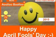 Aoolloo Boolloo April