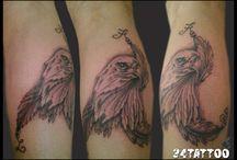 34studioTattoo / alcuni dei Lavori di 34 studio Tattoo