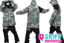 Bunch Snowboard wear 14-15 collection / New collection Premier Quality snowboard clothes.