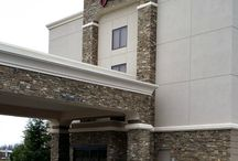 Travel: The Hampton Inn #Hamptonaility