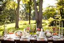 Reception Details / by SouthernMagnolias