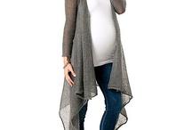 Pregnant fashion.