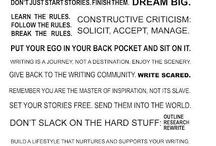 Writers / by Leilani Decena Shepherd