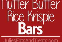 Nutter butter treats