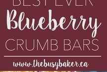 Huckleberries & Blueberries