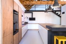 Kuchyňský poradce / Realizované kuchyně