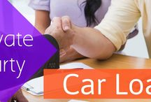 Private Party Auto Loans