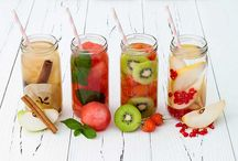 Healthy Recipes - Smoothies and other Beverages