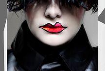 maquillaje conceptual
