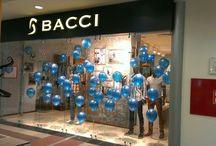 Men's style  BACCI /  BACCI в торговом центре Капитолий на Шереметьевской Мужская одежда