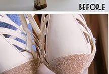 pintar zapatos