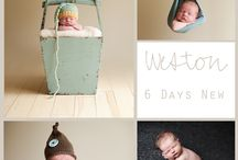 Baby Photography / Ideas for a photo session with kids